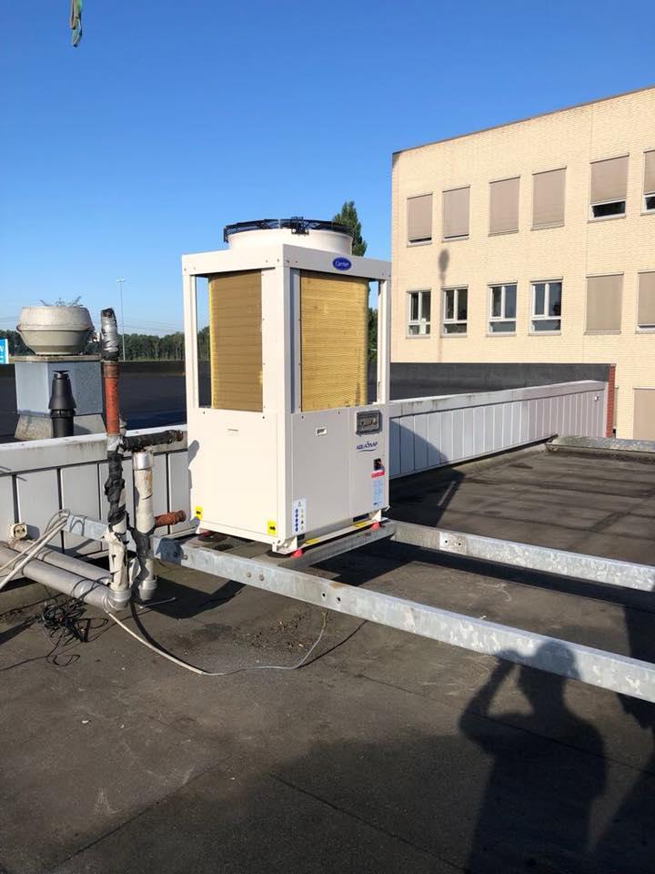 Airconditioning, airco, koeltechniek